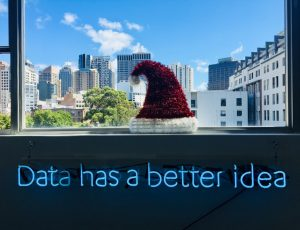 How can a company become data-driven in 2020